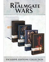 The Realmgate Wars: Exclusive Editions Bundle
