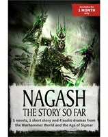 Nagash: The Story so far...