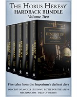 Horus Heresy Hardbacks Bundle: Volume 2