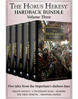 Horus Heresy Hardbacks Bundle: Volume 3