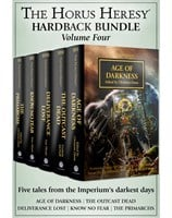 Horus Heresy Hardbacks Bundle: Volume 4
