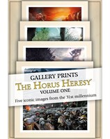 Gallery Prints: The Horus Heresy Volume One