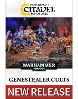 How to Paint Citadel Miniatures: Genestealer Cults
