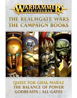 The Realmgate Wars: The Campaign Books