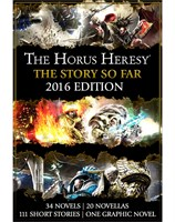 The Horus Heresy: The Story So Far