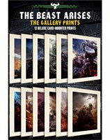 The Beast Arises Gallery Print Bundle
