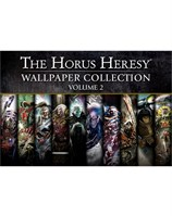 The Horus Heresy: Wallpaper Collection Volume 2