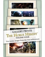 Gallery Prints: The Horus Heresy Volume Four