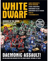 White Dwarf Issue 099: 19th December 2015