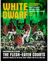 White Dwarf Issue 119: 07th May 2016