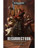 The Horusian Wars: Resurrection