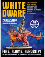 White Dwarf Issue 103: 16th January 2016