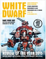 White Dwarf Issue 100: 26th December 2015