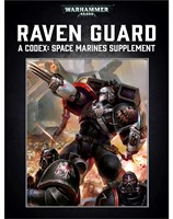 Raven Guard: A Codex Space Marines Supplement