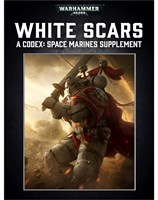 White Scars: A Codex Space Marines Supplement