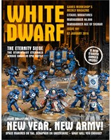 White Dwarf Issue 101: 02nd January 2016