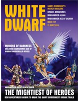 White Dwarf Issue 121: 21st May 2016