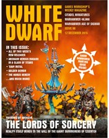 White Dwarf Issue 098: 12th December 2015