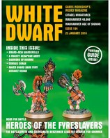 White Dwarf Issue 104: 23rd January 2016