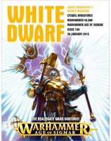 White Dwarf Issue 105: 30th January 2016