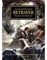 The Horus Heresy: Betrayer