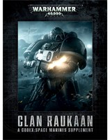Clan Raukaan - A Codex: Space Marines Supplement (eBook Edition)