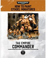 How to Paint Citadel Miniatures: Tau Commander