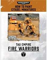 How to Paint Citadel Miniatures: Fire Warriors