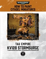 How to Paint Citadel Miniatures: KV128 Stormsurge