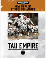 How to Paint Citadel Miniatures: Tau Empire