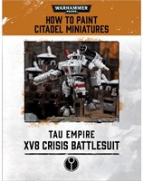 How to Paint Citadel Miniatures: XV8 Crisis Battlesuit