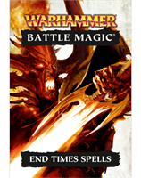 Warhammer Battle Magic: End Times Spells (eBook)