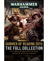 Summer of Reading 2015: The Full Collection