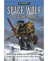 Space Wolf : The Second Omnibus