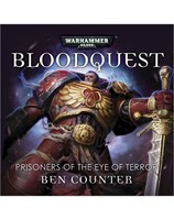 Bloodquest : Prisoners of the Eye of Terror (MP3)