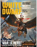 White Dwarf Issue 122: 28th May 2016