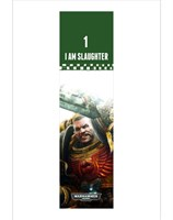 I am Slaughter Bookmark