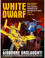 White Dwarf Issue 118: 30th April 2016