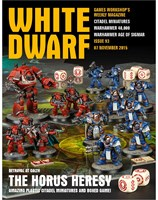 White Dwarf Issue 093: 07th November 2015