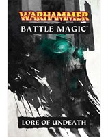 Warhammer Battle Magic - Lore of Undeath (eBook)