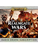 The Realmgate Wars Audio Drama Subscription