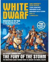 White Dwarf Issue 111: 12th March 2016