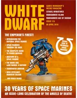 White Dwarf Issue 115: 09th April 2016