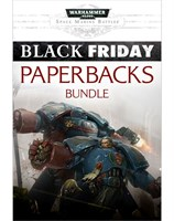 The Space Marine Battles Paperback Bundle
