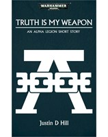 Truth Is My Weapon