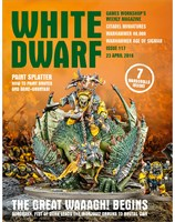 White Dwarf Issue 117: 23rd April 2016