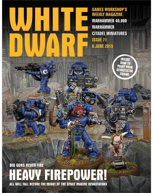 white dwarf magazine 2017 issues - photo #37
