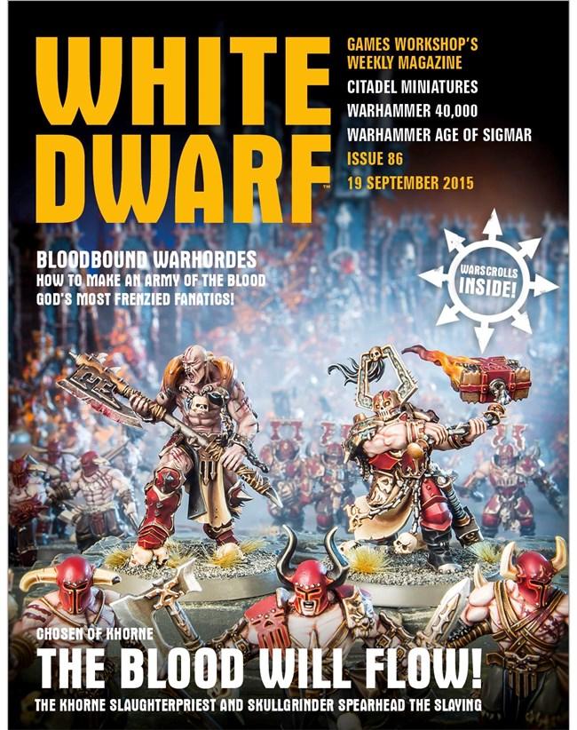 white dwarf magazine 2017 issues - photo #15