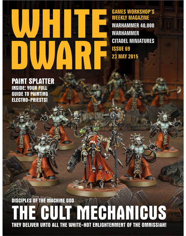 Download Games Workshop Magazine - White Dwarf Issue 69 ...