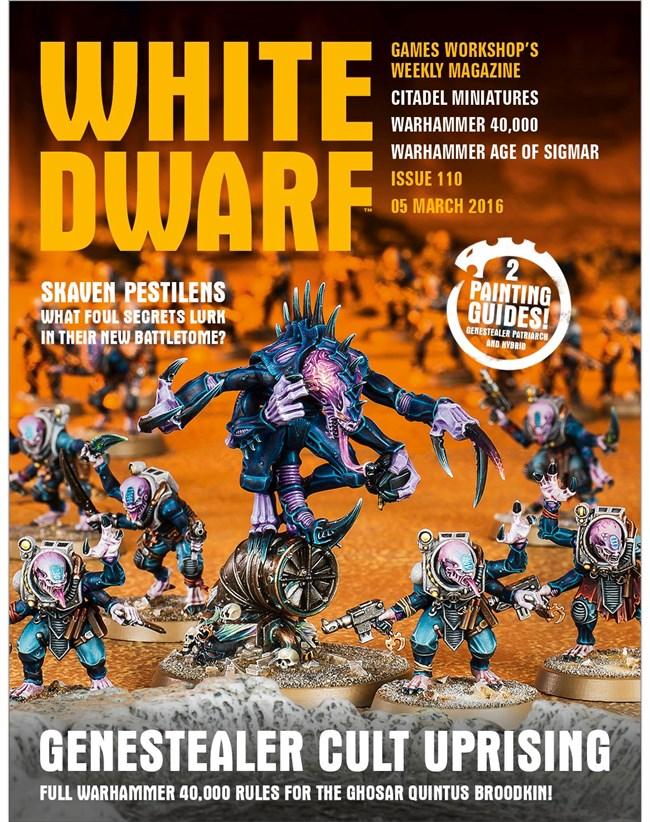 white dwarf magazine 2017 issues - photo #16